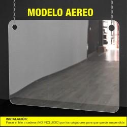 Mampara Modelo Aereo